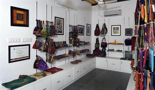 SGS - VIVEKA Handicraft Products Retail Shop at Kalali-Vadodara