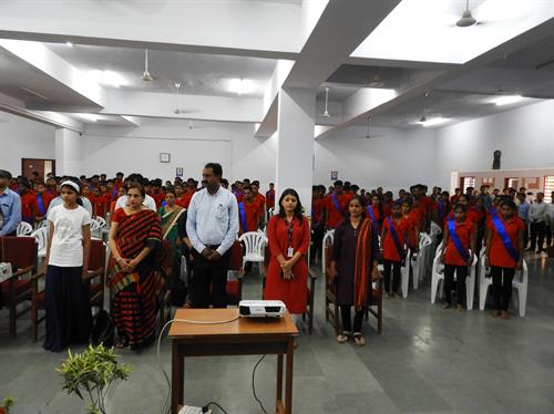 18th Convocation Ceremony held at VIVEC-VTC, Paldi-1