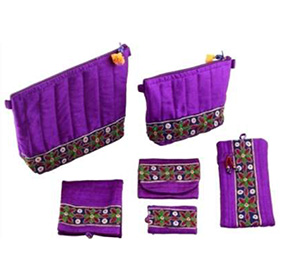 Utility Pouch-Set of 6