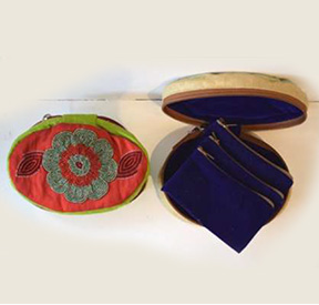 Jewelry Case-Oval